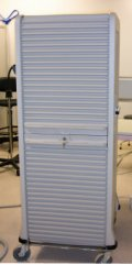 Q-Cart for storage of catheters
